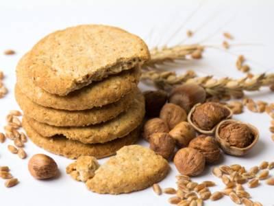 Biscotti con nocciole: buoni e sani!