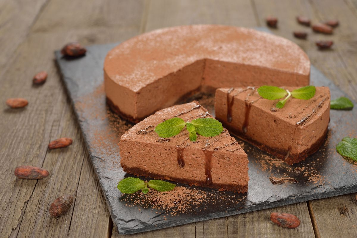 Cheesecake mascarpone e Nutella