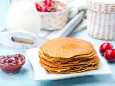 Pancake senza uova: le famose frittelle americane in versione… leggera!