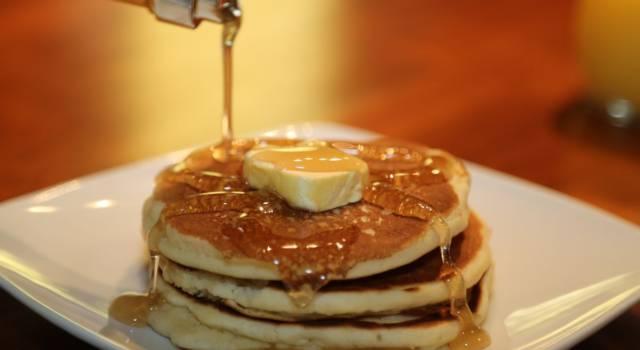 Ricetta Dei Pancake In Bottiglia Veloci Buoni E Senza Bilancia