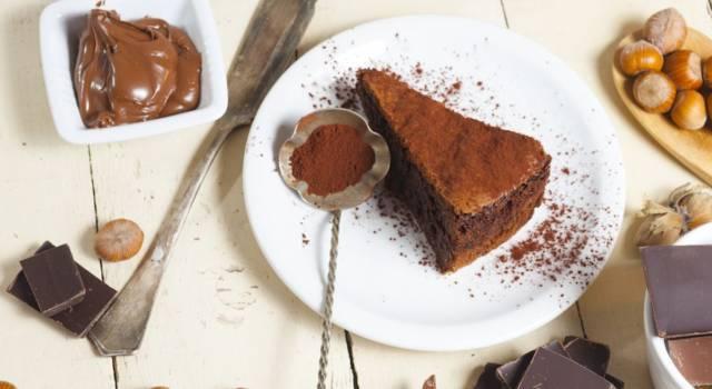 La ricetta della torta al cioccolato più morbida che c'è? Ve la diamo noi!