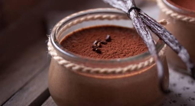 Deliziosa panna cotta al cioccolato: la ricetta a cui non potrete più rinunciare!