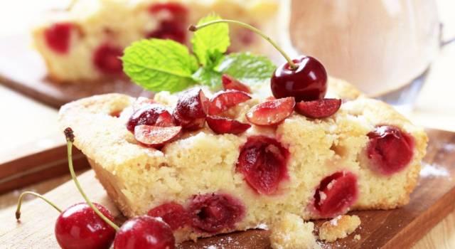 Torta di ciliegie fresche: una ricetta imperdibile!
