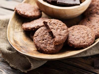 Biscotti al cacao fatti in casa: sani e buoni