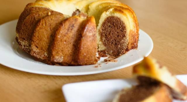 Ciambella alla Nutella: morbida e facile da preparare!