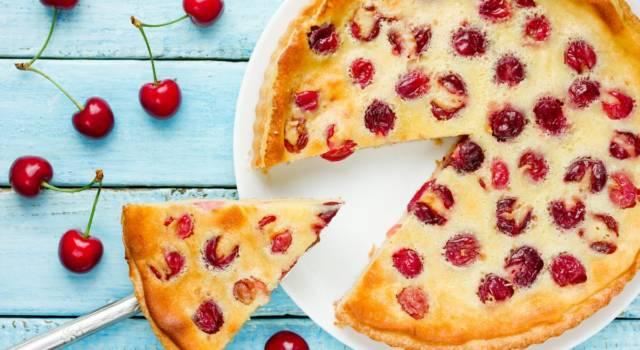 Clafoutis di ciliegie: una ricetta originale, che vi conquisterà!