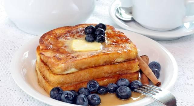 Ecco come si preparano i mitici french toast, perfetti per il brunch!
