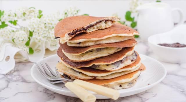 Pancake alla Nutella: ma quanto sono golosi?