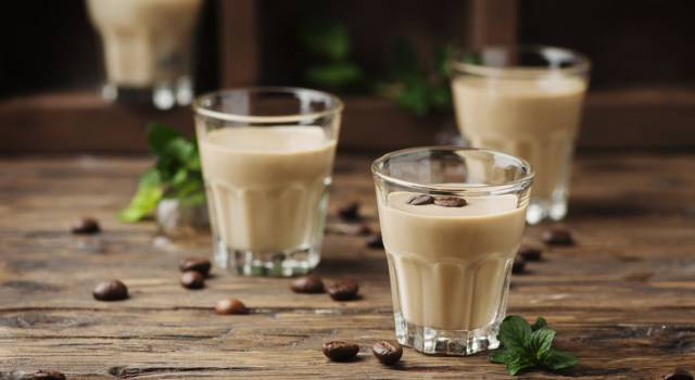 Dolci freddi? Niente è più veloce del sorbetto al caffè!