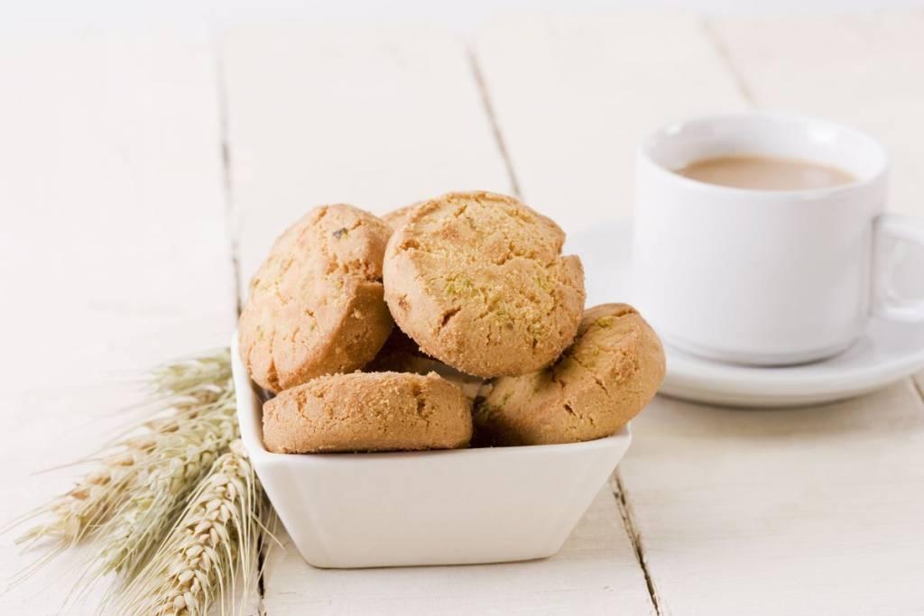 Biscotti con latte condensato