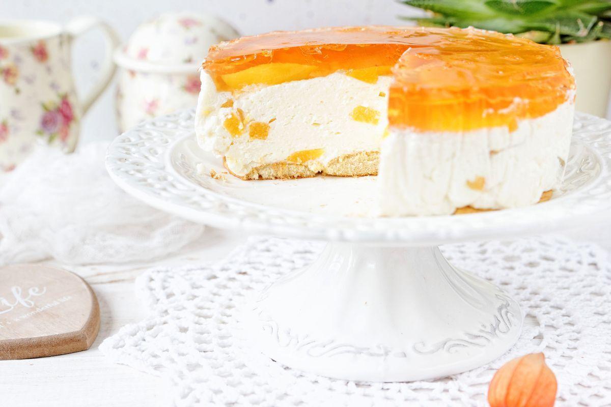 Cheesecake al melone: la torta fredda più buona dell'estate!