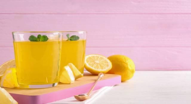 Gelo al limone: per chi vuole provare nuove ricette di dolci estivi!