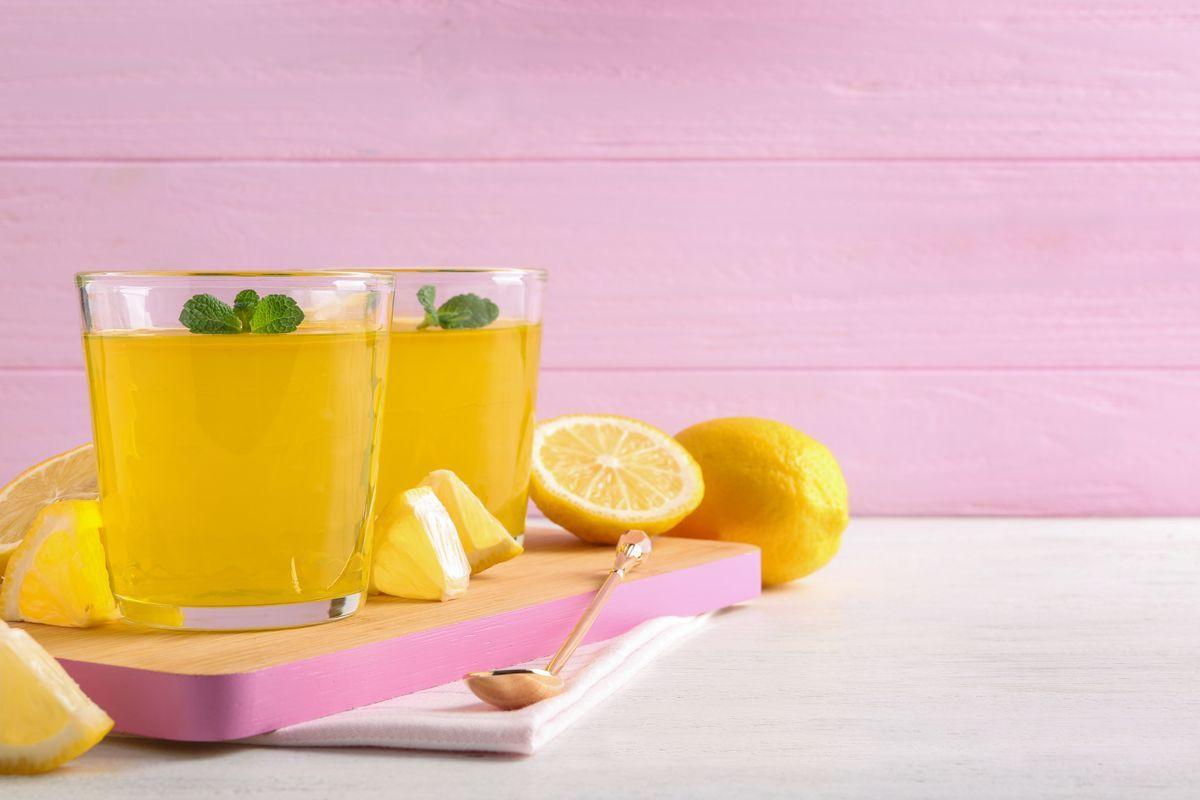 Gelo al limone