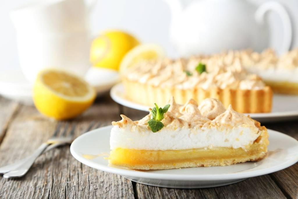 Meringata al limone