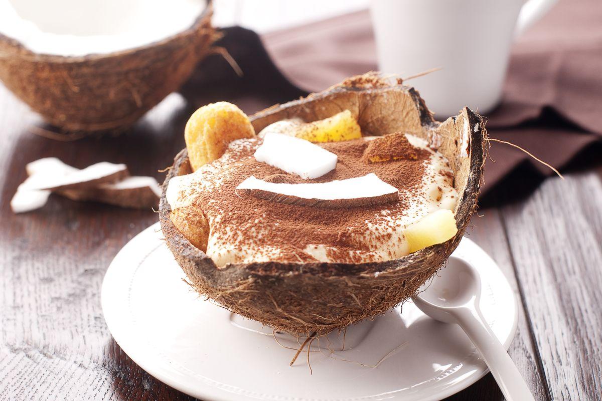 Tiramisu al cocco