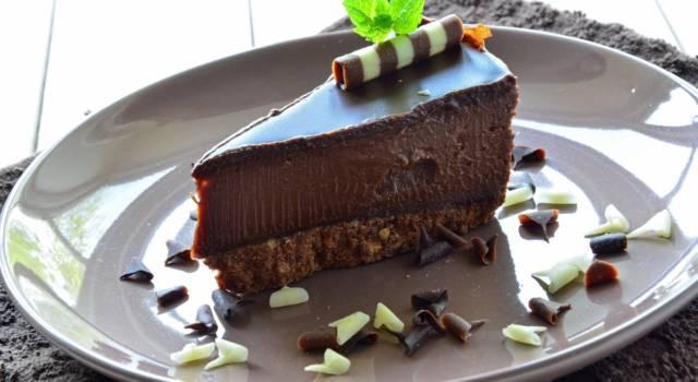 Torta budino al cioccolato: la ricetta del dolcetto facile e veloce