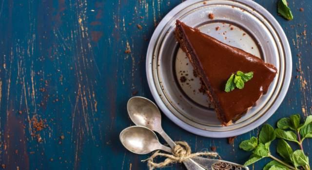 Torta cioccolato e menta: semplicemente irresistibile!