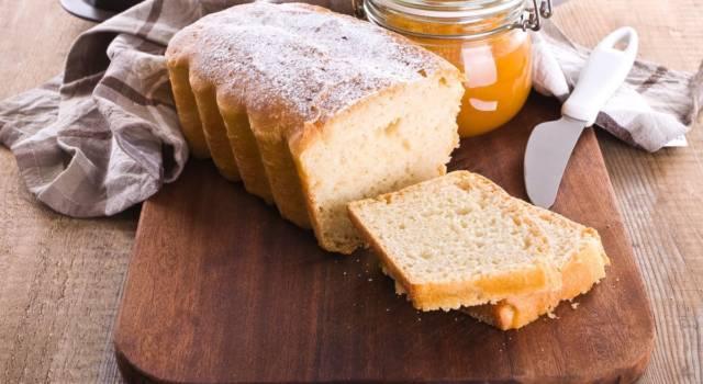 Plumcake senza uova: soffice e perfetto per la colazione!