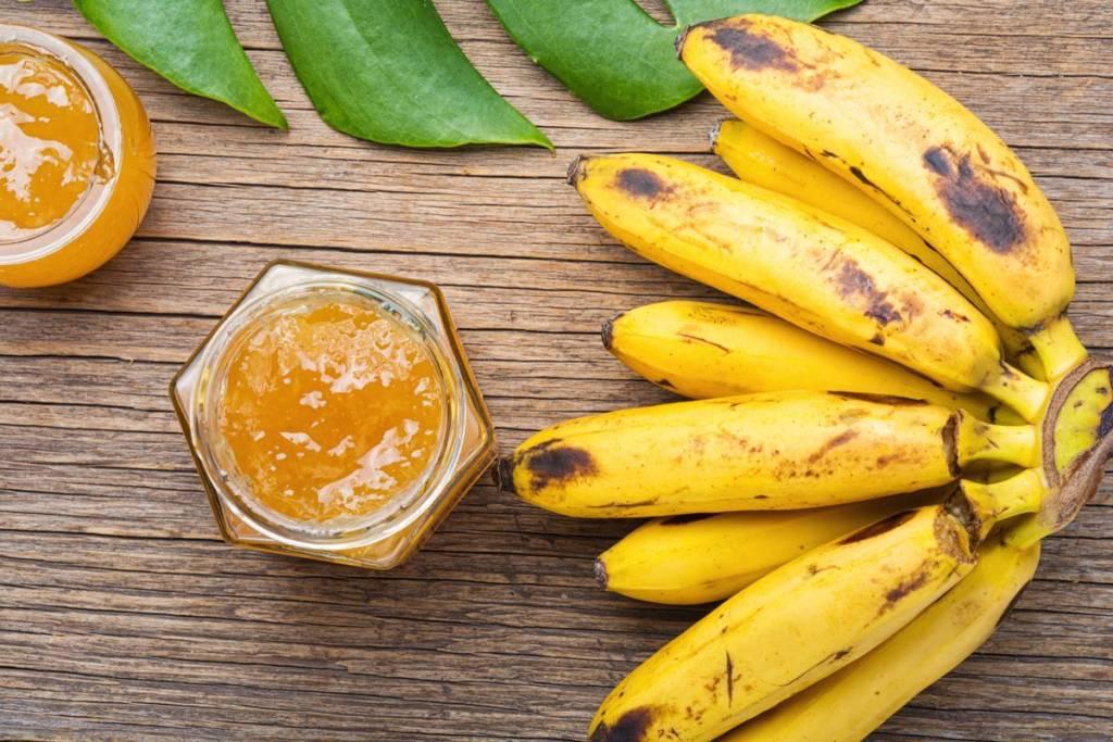 Marmellata di banane