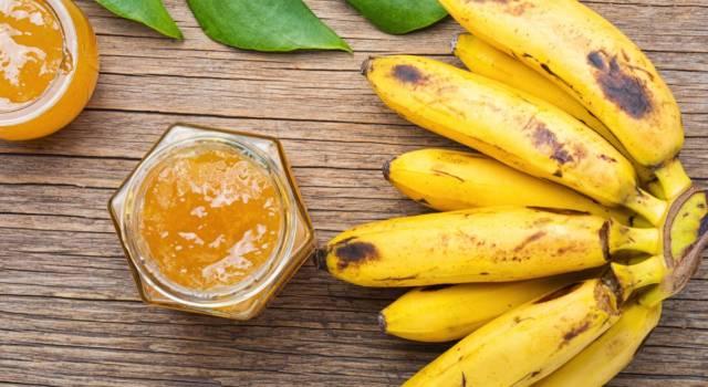 Marmellata di banane: una conserva davvero particolare!
