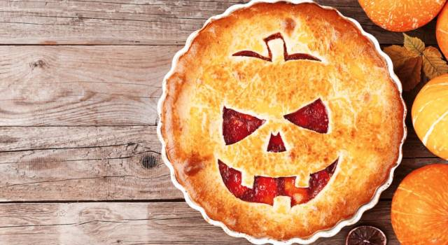 Torta Halloween: più simpatica o più paurosa?