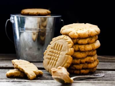 Biscotti al burro d'arachidi: perfetti per la colazione o la merenda!