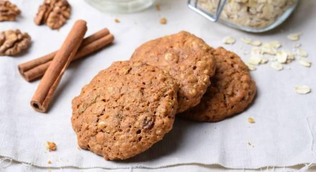 Quanto sono buoni i biscotti alle noci?! Ecco la ricetta