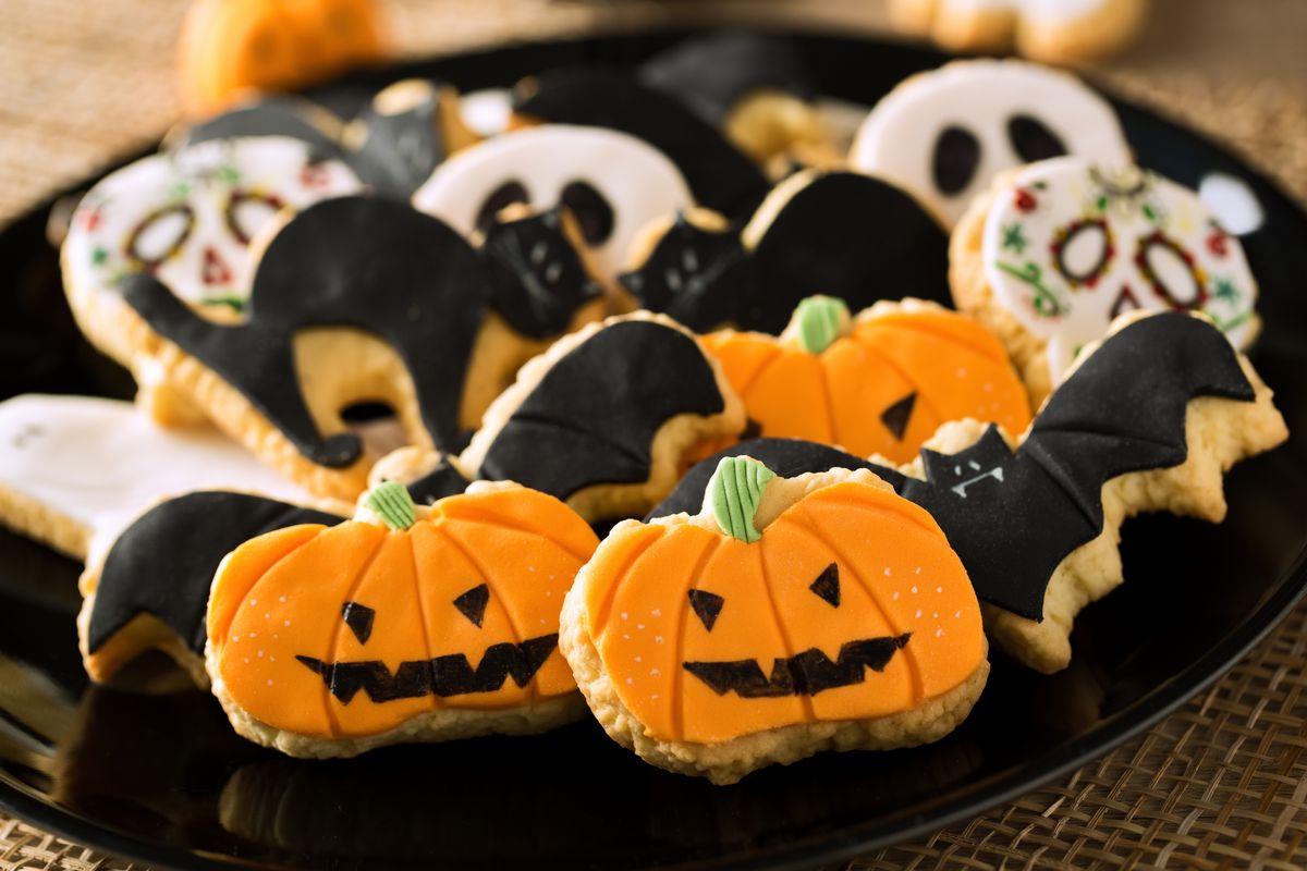 biscottini di Halloween