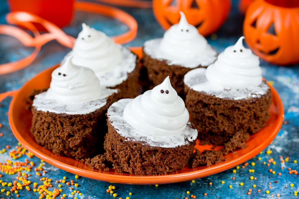 brownie di halloween