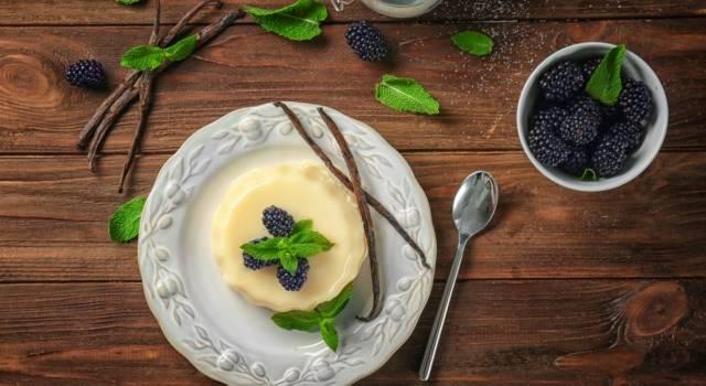 Volete preparare un buonissimo budino fatto in casa? Ecco ingredienti e ricetta!