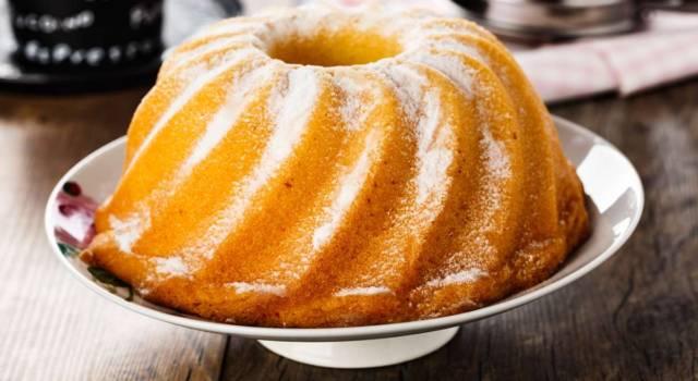 Preparare un ciambellone alto e soffice senza burro è possibile: scopri la ricetta!