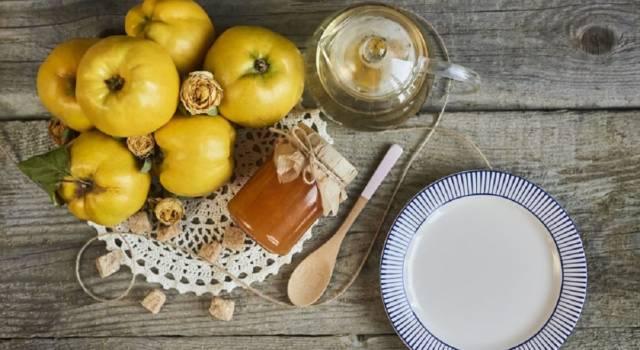 Marmellata di mele cotogne: la deliziosa conserva dal color ambrato