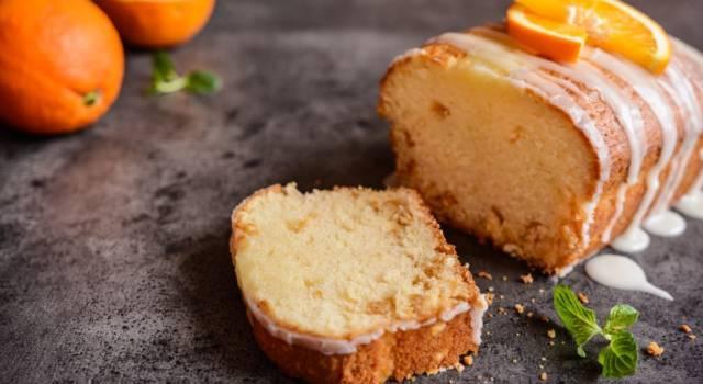 Plumcake all'arancia: per iniziare la giornata con gusto!