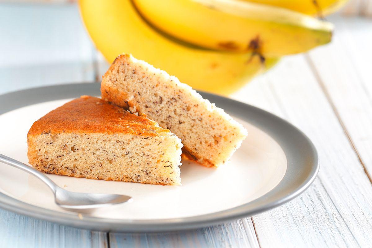 torta di banane