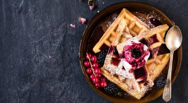 Che buoni i waffle dolci: ecco come si preparano!