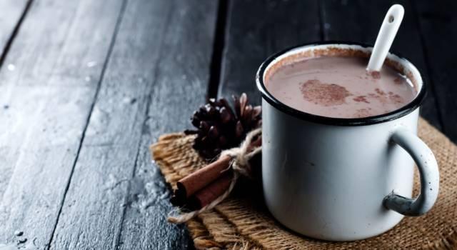 Buonissima cioccolata calda senza latte: una vera coccola dolce!