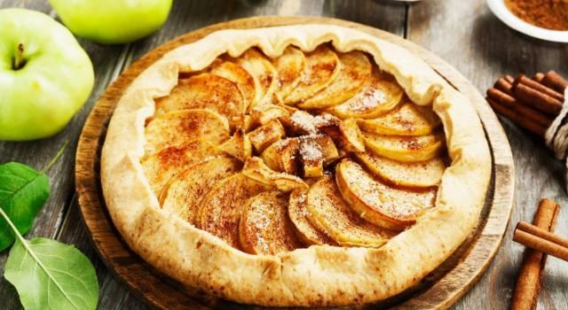 Con la ricetta della galette di mele scoprirete il vostro nuovo dolce preferito. Scommettiamo?