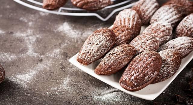 Che buone le madeleine al cioccolato: scopri subito la ricetta!