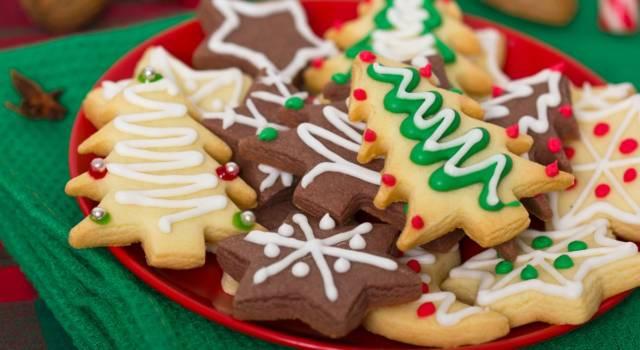 Quanto sono belli i biscotti di Natale decorati? Scopri tutti i segreti per prepararli!