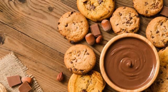 Cookies alla Nutella: non buoni, di più!