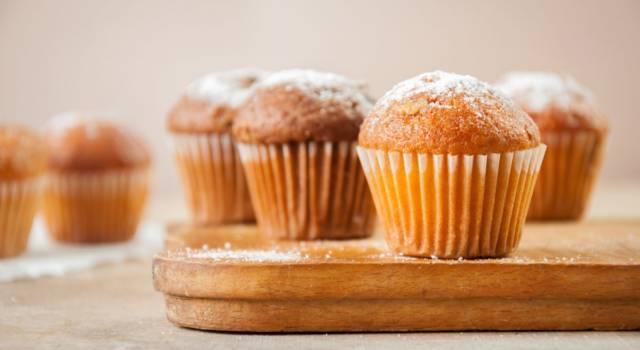 Ricetta Muffin Semplice.Muffin Senza Uova Una Ricetta Dolce Facilissima E Veloce