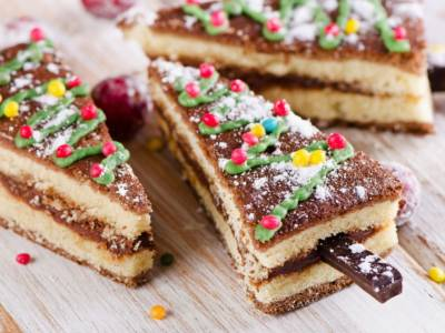 Volete stupire i vostri ospiti con un dolcetto scenografico? Provate la torta albero di Natale!