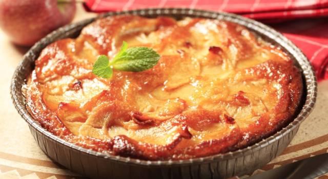 Torta di mele cremosa: una ricetta super golosa!