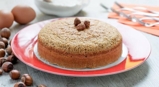 Che buona la torta di nocciole: prepariamo un dolce perfetto per la colazione!
