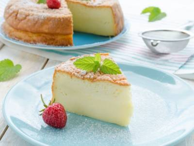 Pensavate di aver preparato tutti i dolci possibili? All'elenco manca la torta giapponese!