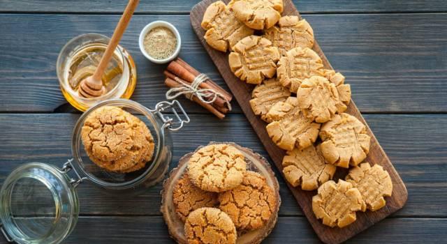 Impossibile dire quanto siano buoni i biscotti miele e cannella: ecco la ricetta!