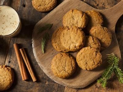 Che buoni i biscotti zenzero e cannella: prepariamoli insieme!