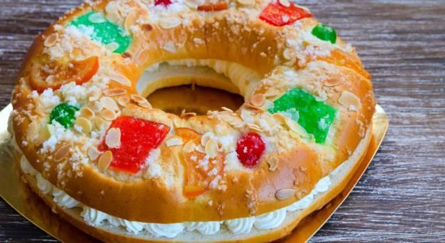 Ciambella dei re magi: il dolce perfetto per festeggiare l'Epifania!