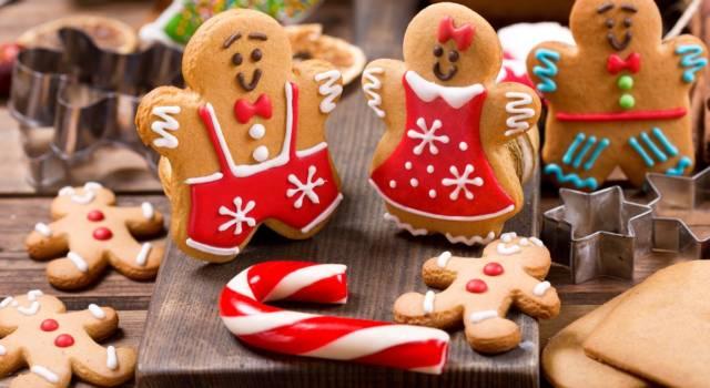 Gli omini di pan di zenzero sono uno dei simboli delle feste: ecco come prepararli!