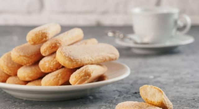 Biscotti facili e veloci da fare? La soluzione è preparare i savoiardi!